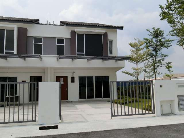 2 sty terrace link house for sale in aquila alam sutera for Terrace 9 suvarna sutera