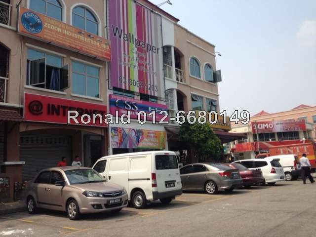 Bandar Puteri Puchong 3 Story