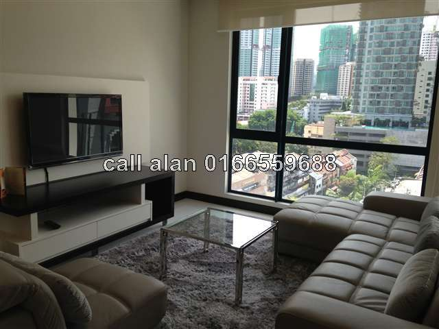 serviced residence for rent in casa residency bukit