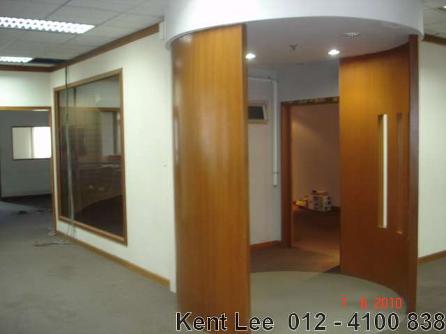 Menara Genesis, offices for rent