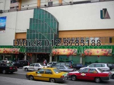 Campbell Complex kl Pertama Complex kl City