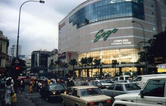 Campbell Complex Jalan Dang Wangi Jalan Dang Wangi kl City