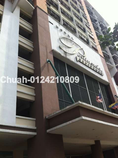 Serviced Residence For Rent In 10 Semantan Suites