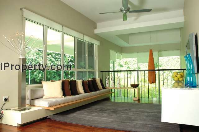 Duplex for sale in armanee terrace 2 damansara perdana for Armanee terrace 2