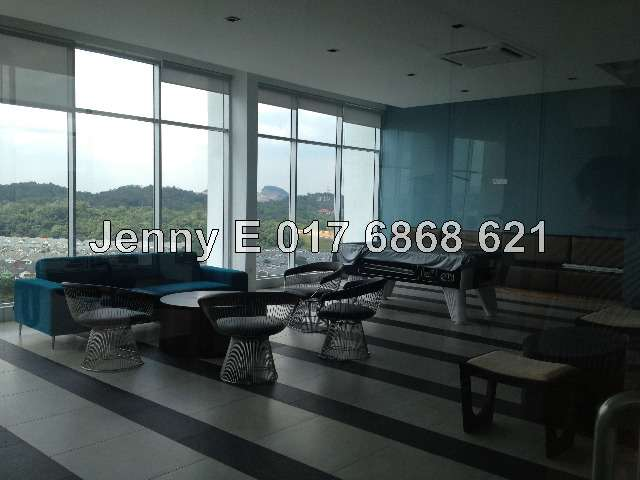 Serviced residence for rent in livia dataran c