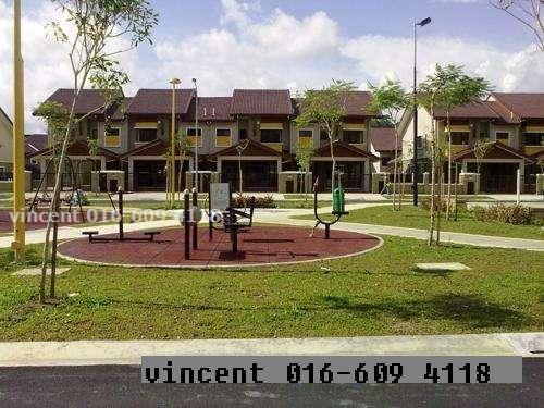 Cahaya Spk Townhouse For Sale in Cahaya Spk