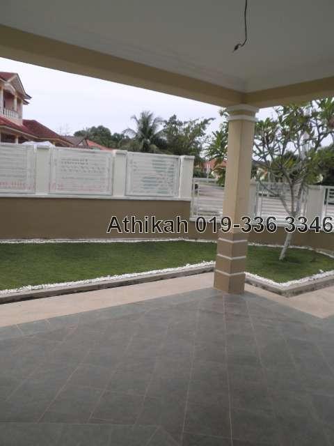 Corner (Rumah Contoh) - RM220,000 neg