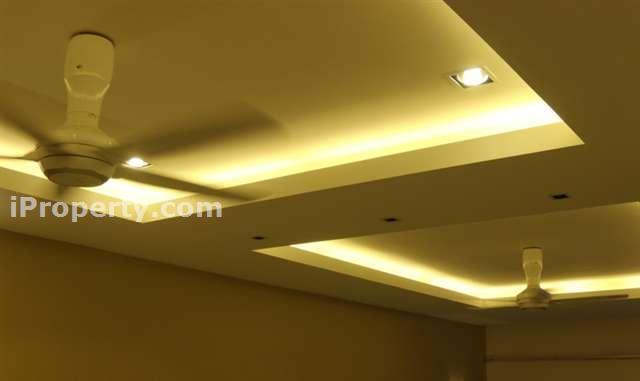 1 sty terrace link house for rent in bangsar 2 story link for Plaster ceiling design price