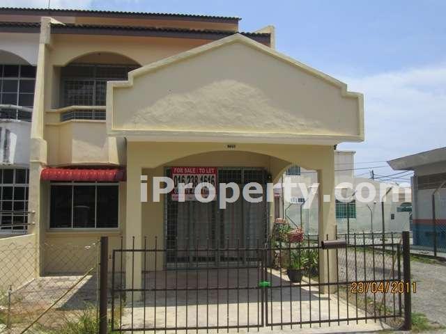 2 sty terrace link house for sale in tmnsagakedah alor for Terrace 48 alor setar