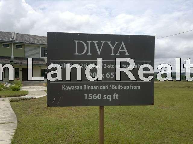 Saujana Rawang Divya Phase 3 Sale in Saujana Rawang 3