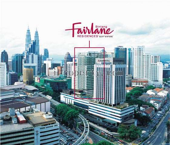 Fairlane Apartments: Serviced Residence For Sale In Fairlane Residences, Bukit