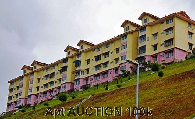 PUNCAK ARABELLA Block B Ground Floor