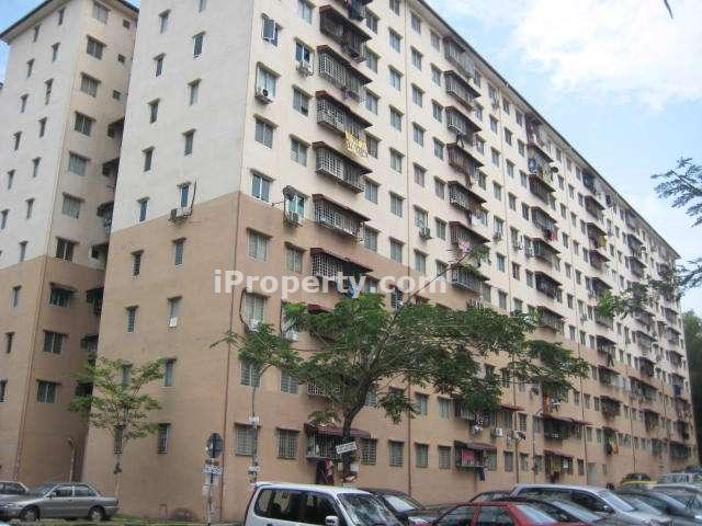 Flat For Rent In Desa Satu Kepong For Rm 600 By Pauline Tong
