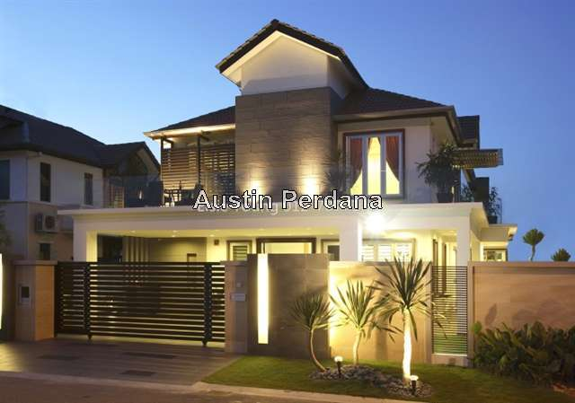 Modern bungalow house designs in the philippines joy studio design gallery best design Home architecture malaysia