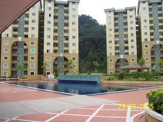 Ketumbar Heights Condo