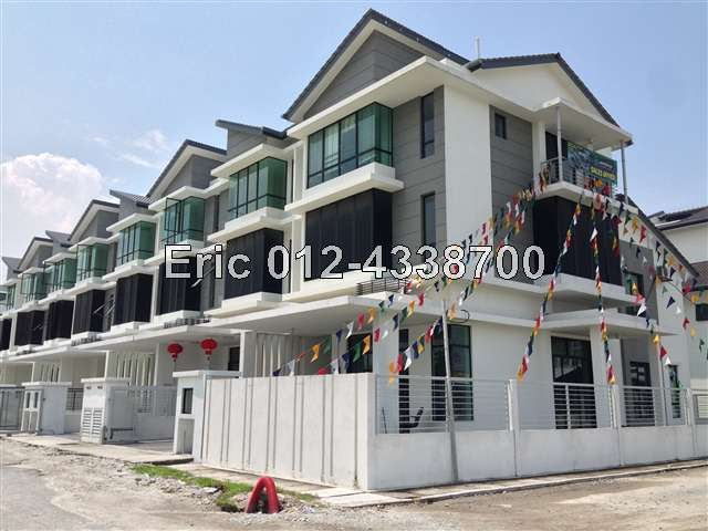 2 5 Sty Terrace Link House For Sale In Puchong For Rm