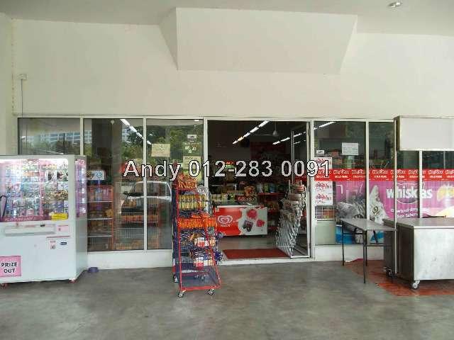 Block 2 Minimarket