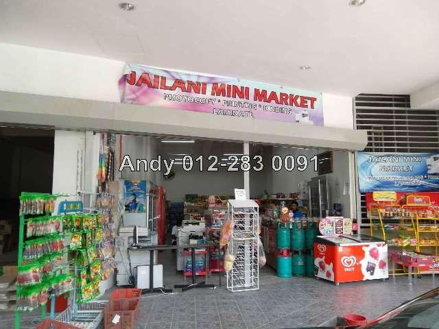 Block 1 Minimarket