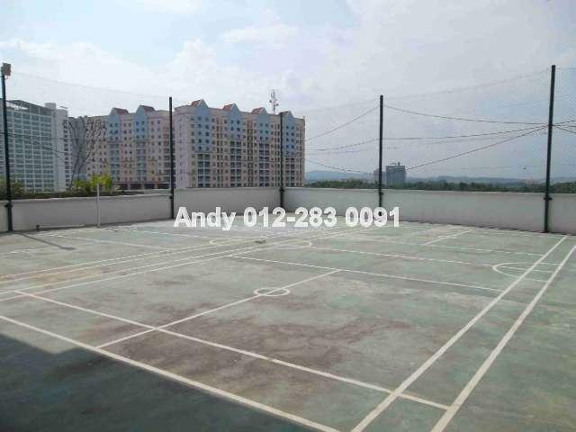 2 Badminton Courts