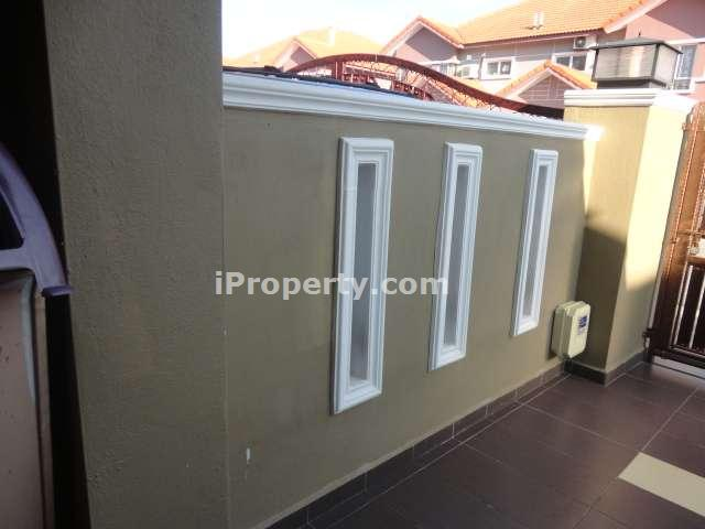 Semi detached house for sale in klang for rm 680 000 by for Semi concrete house