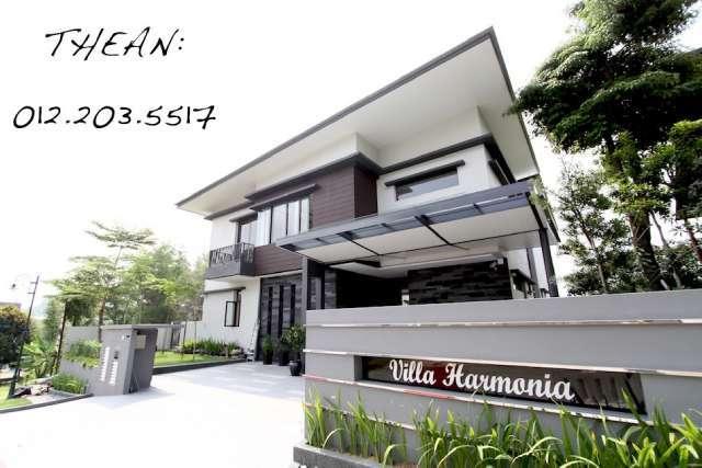 Villa Harmonia - A future of harmonious living..