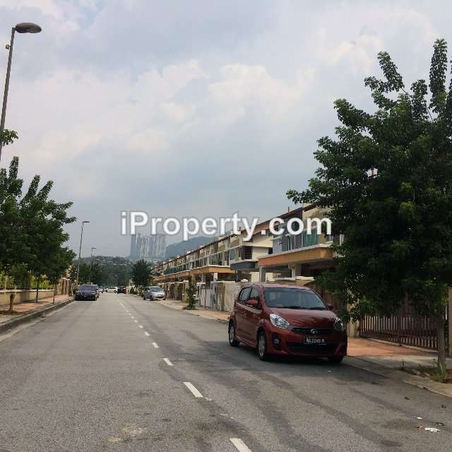 2 sty terrace link house sutera dam end 5 9 2018 2 43 am for Terrace 9 suvarna sutera