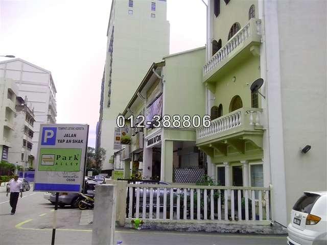 Campbell Complex Jalan Dang Wangi Jalan Dang Wangi