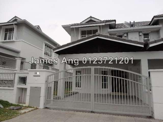 Cahaya Spk Townhouse Cahaya Spk Shah Alam For