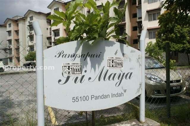 Seri Maya Apartment Pandan Indah Sri Maya Pandan Indah