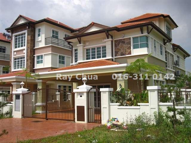 Zero Lot Bungalow For Sale In Seri Kembangan For Rm