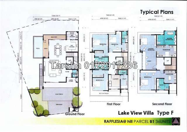Malaysian Style House Plan House And Home Design