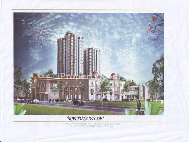 Condominium for sale in kota bharu for rm 160 000 by for J bathroom kota bharu