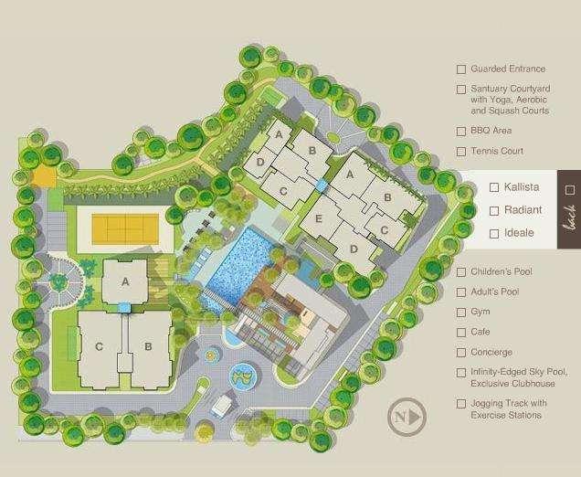 Condominium For Sale In Tiffani By I Zen Mont Kiara For