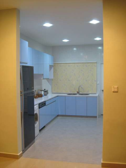 Kitchen left side