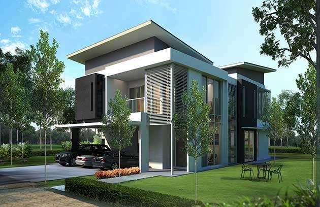 Wonderful Modern Bungalow Design Concept Gallery Best Lexs Properties Cypress Residences Inspiring Lifestyle Living