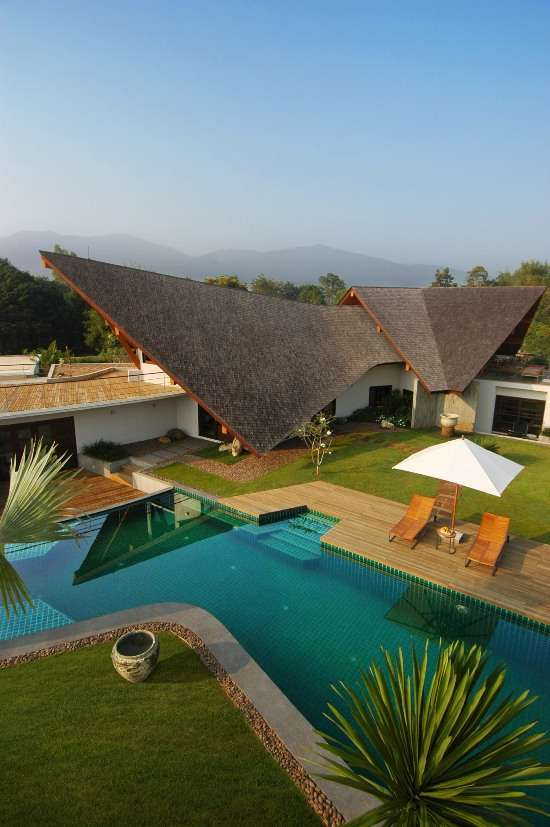 Villa Top View